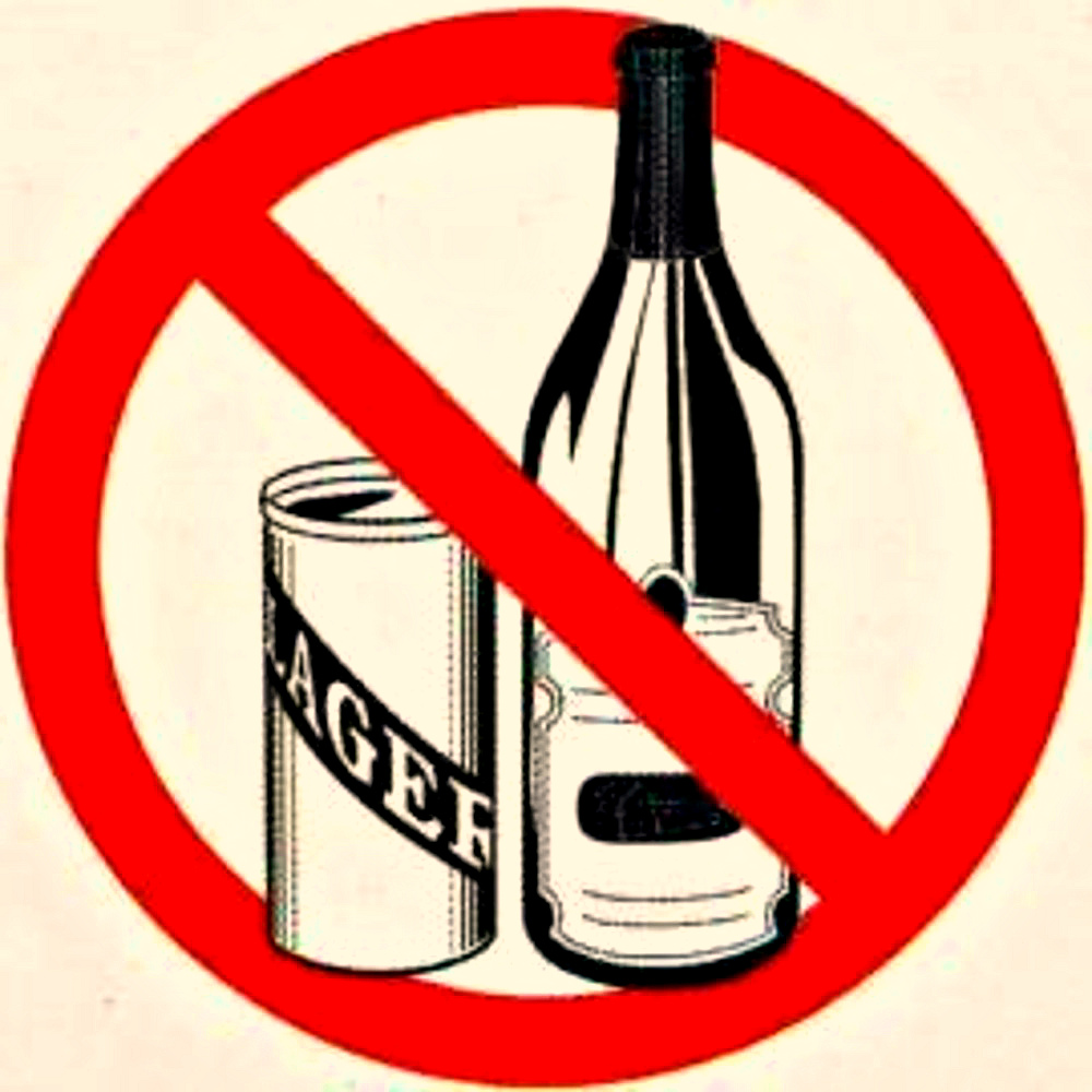the issue of alcoholic beverages in school campus